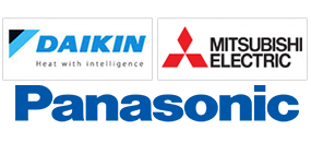 Mitsubishi & daiken heat pump suppliers